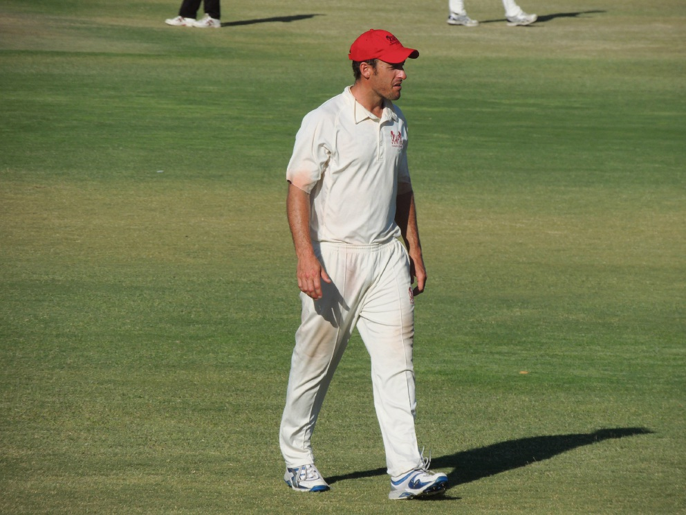 Perth Cricket Club batsman Angus Webster did his part during a record partnership with Luke Jury.