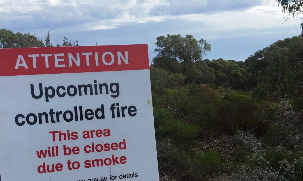 Avon Valley National Park closed this week for prescribed burning