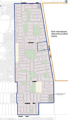 A portion of land in east Landsdale will be rezoned after a council vote