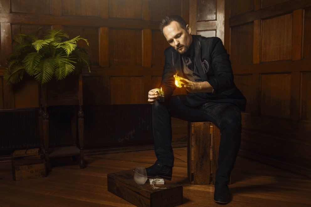 Magician Pierre Ulric: Prepare for a mind-bending experience at his Fringe World Shows.