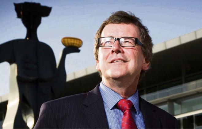 City of Stirling chief executive Stuart Jardine.