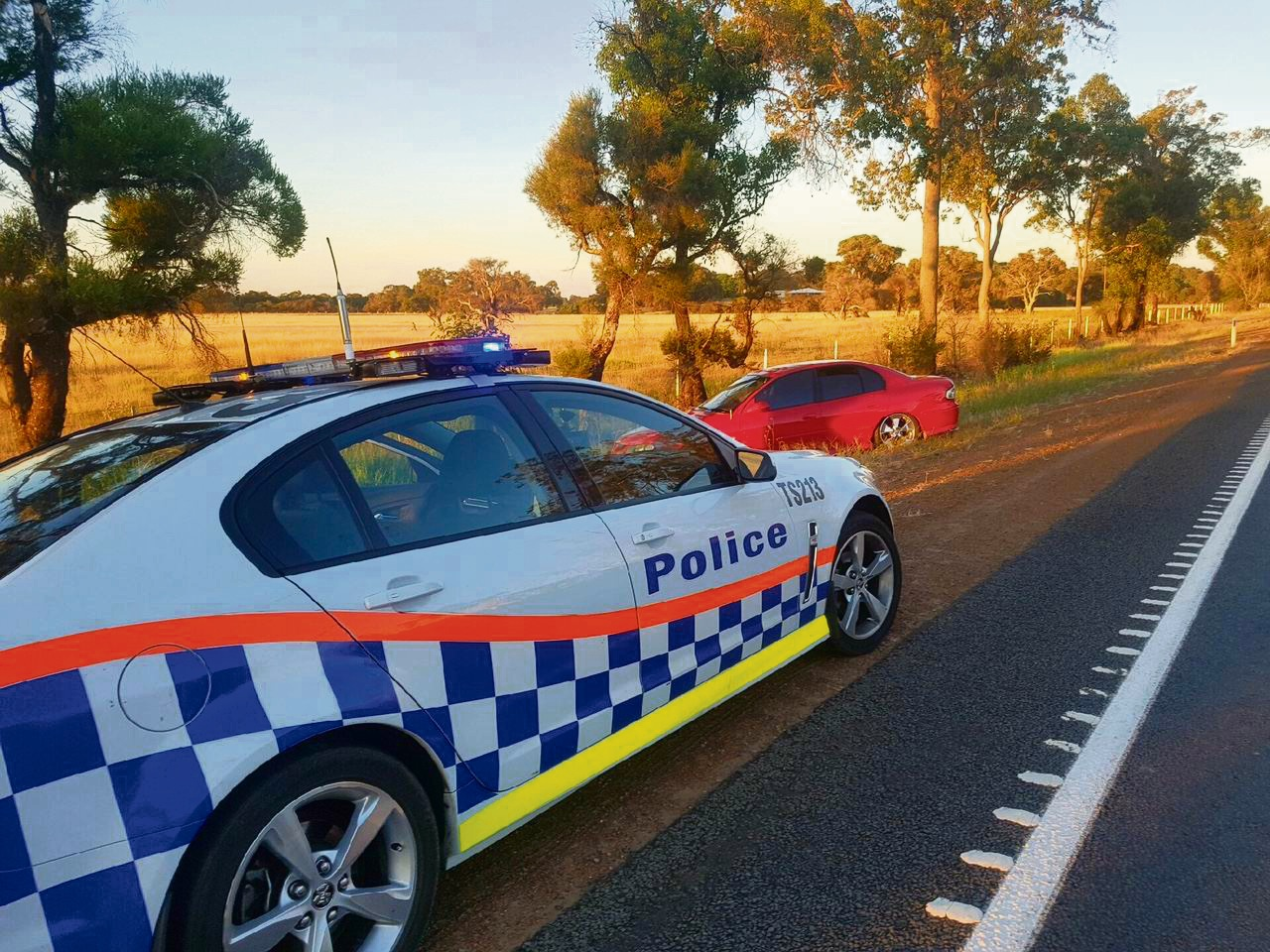 Teenager (16) charged after a police chase from Rockingham to Waroona