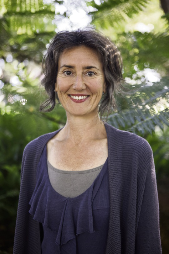Greens candidate for Bicton Louise Dickmann.