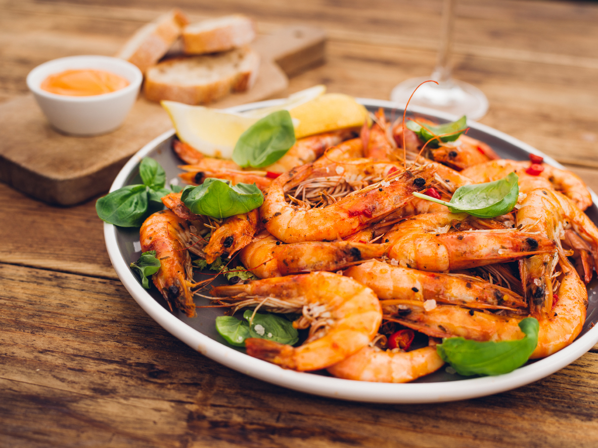 Import restrictions will kick up price of prawns