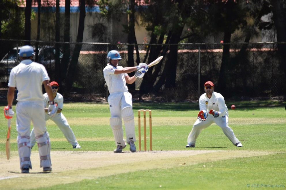 Cricket: Perth win three of four senior grade games