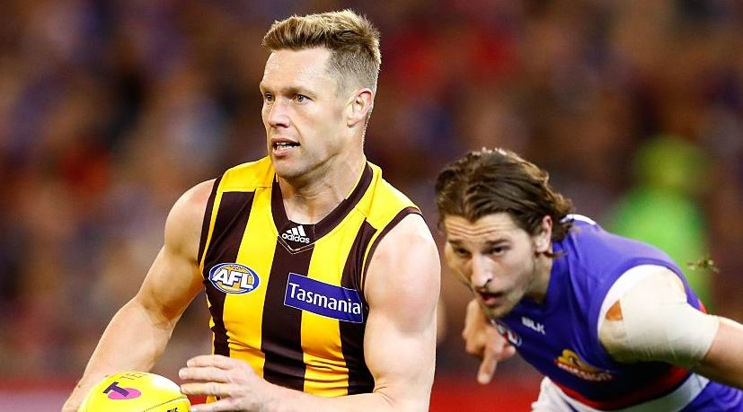 Sam Mitchell to be an Eagle until at least 2020
