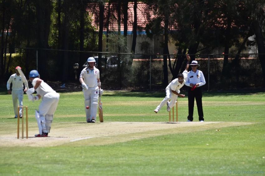 Cricket: Perth slays Willetton Dragons by 97 runs