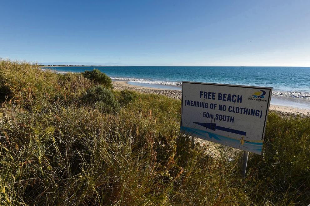 MLC calls on City of Rockingham to close nude beach