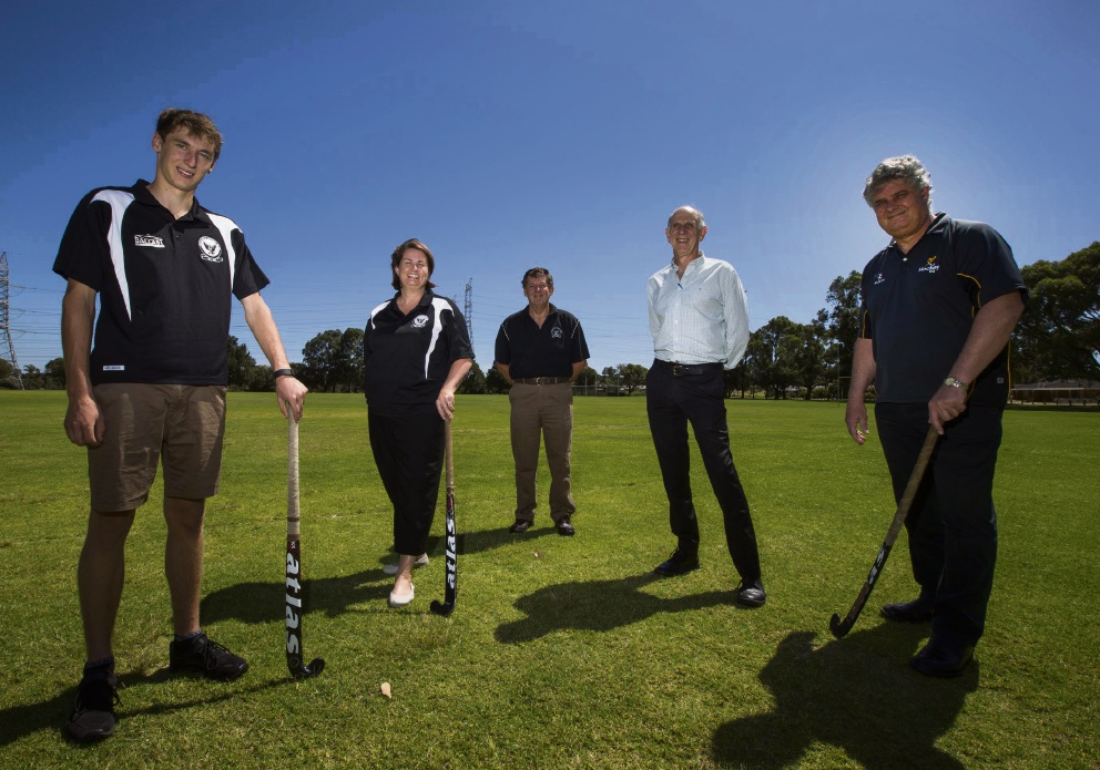 The City of Cockburn flagged its intention to build hockey facilities in South Lake in March last year.