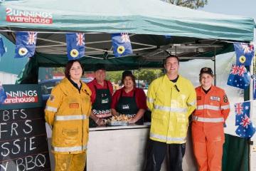 Aussie Day Weekender Barbecues will help raise funds for Darlington and Kalamunda Volunteer Bushfire Brigades.