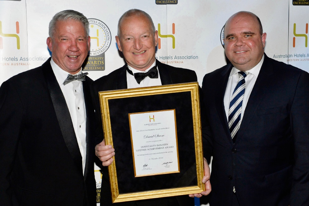 AHA lifetime achievement winner encourages others to enter the hospitality industry