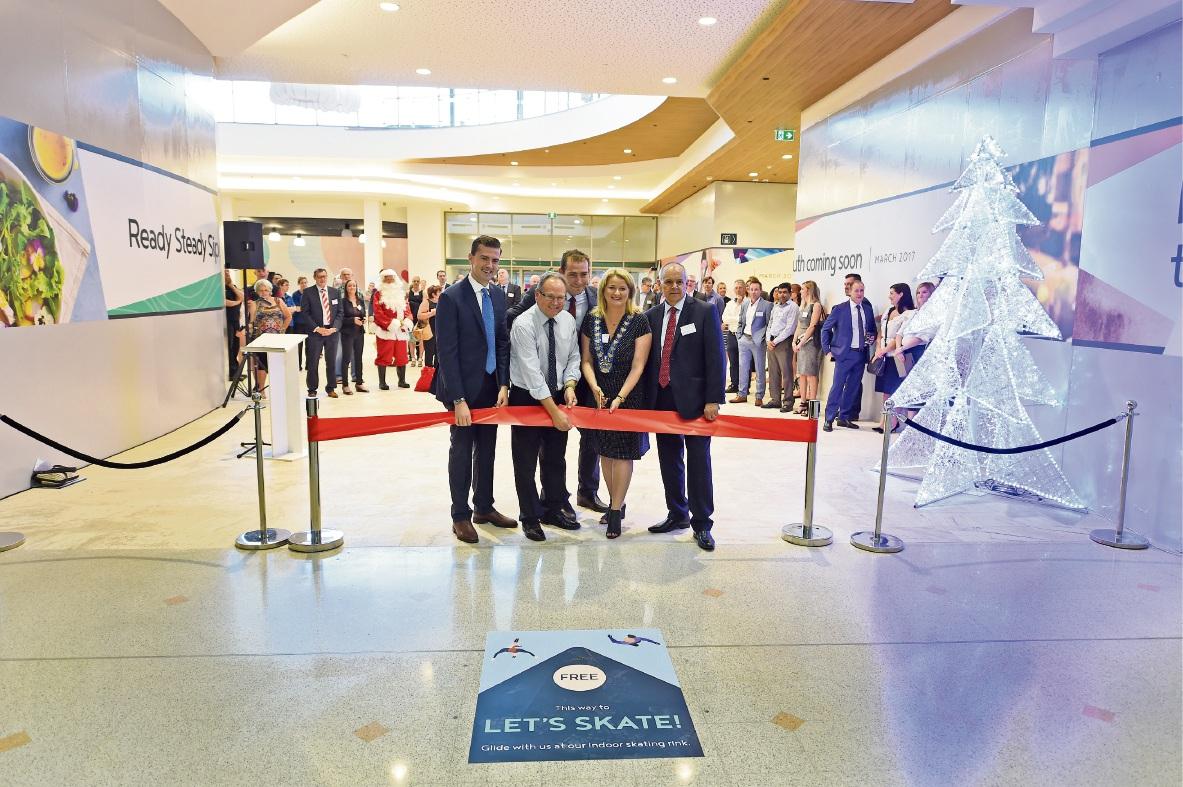 Mandurah Forum multi deck carpark opens