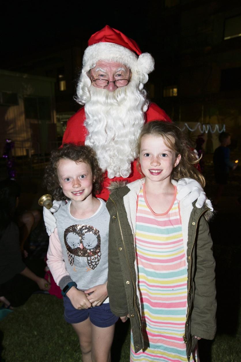 St John of God Murdoch hosts annual Carols by Candlelight