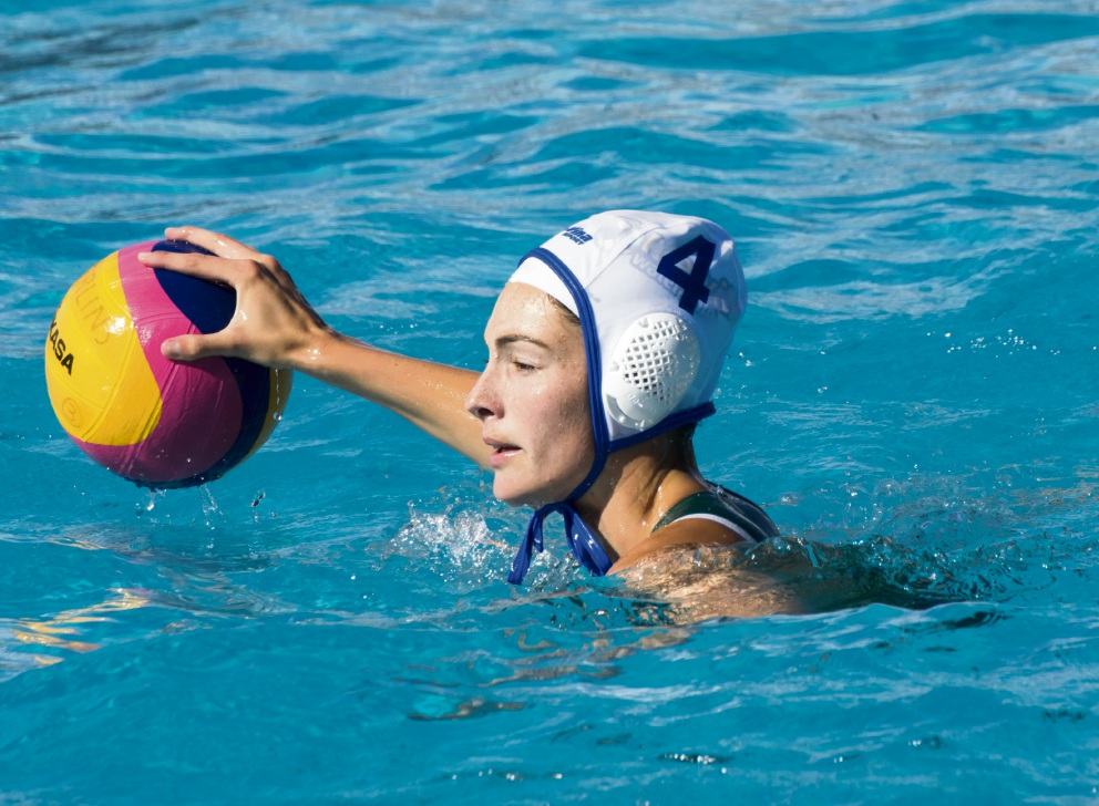Melville's water polo teams enjoying the break but hungry for success