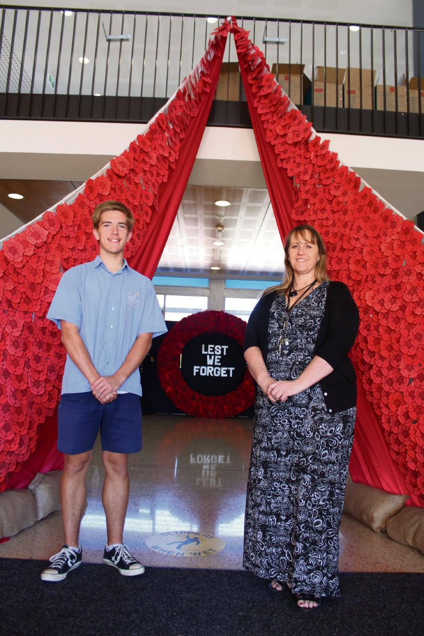 Remembrance Day: Comet Bay College planning big commemoration as school embraces military links