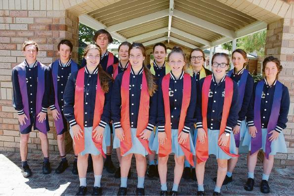 Kolbe Catholic College farewells six sets of twins