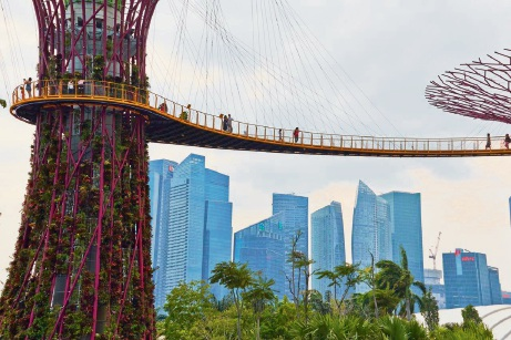 Singapore through the eyes of a child