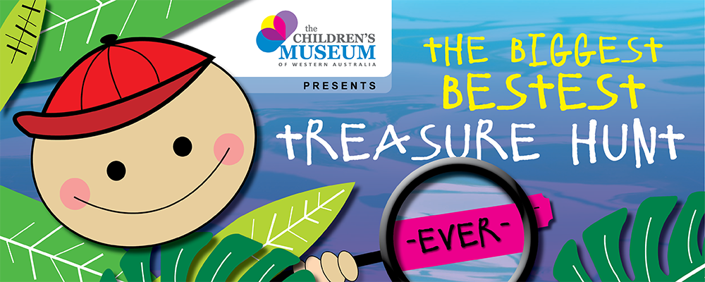 The Biggest, Bestest Treasure Hunt Ever on in Subiaco