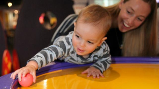 Toddlerfest: Scitech turns into a toddler's playground