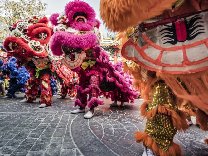Southlands Boulevarde's Chinese New Year celebrations finish this weekend