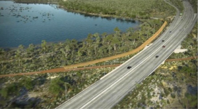 An artist's impression of Roe 8