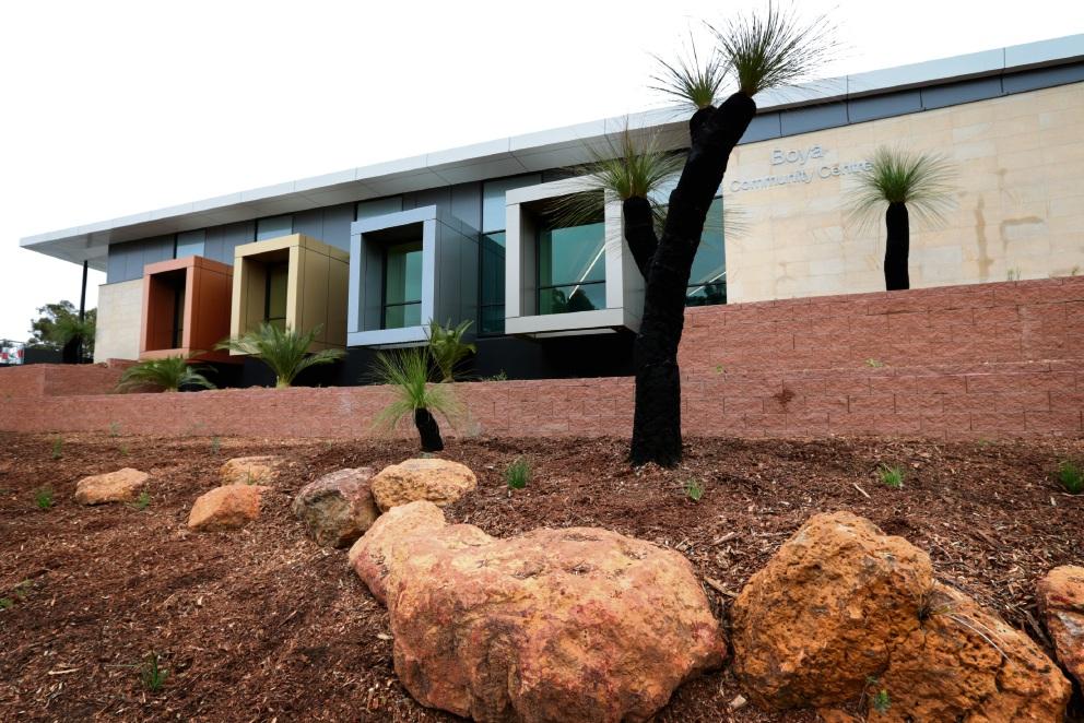The  new centre. Picture: David Baylis www.communitypix.com.au   d464932