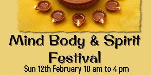 Mind Body & Spirit Festival presented by Spiritual Pampering