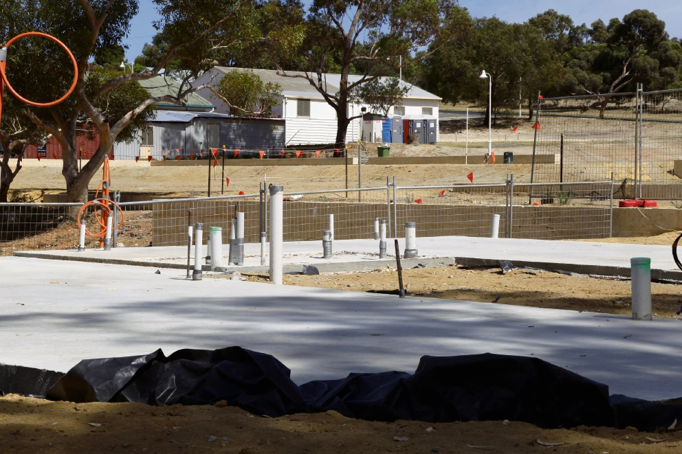 All new development in Fremantle since 2010, such as WGV in White Gum Valley, has been classed as infill. Picture: Marie Nirme                                                    www.communitypix.com.au   d448591