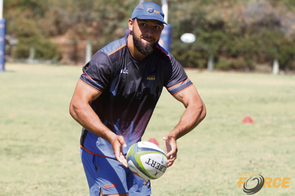 Palmyra strengthens back line with Western Force recruits