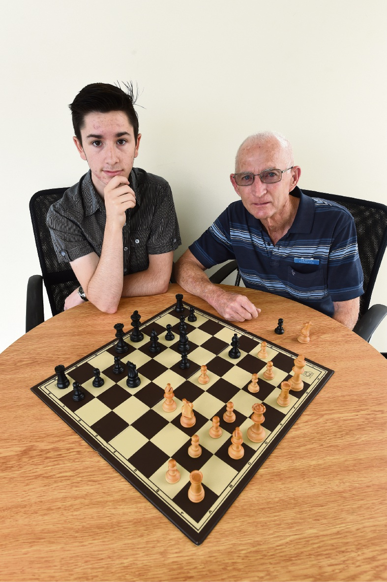 Rockingham City Chess Connection makes move to new home
