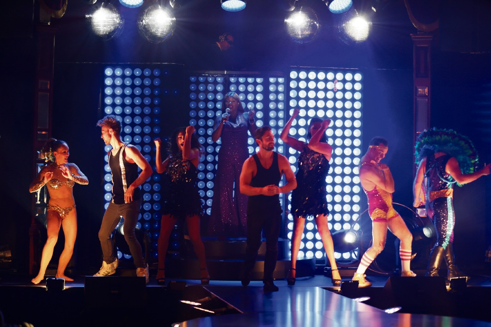 Disco moves into The Pleasure Garden as Velvet opens at Fringe World 2017
