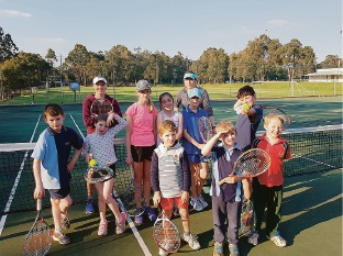 Mundaring Tennis Club looking for the aces of tomorrow