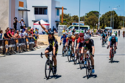 Northern Beaches Cycling Club in CycleSport WA and West Coast Masters battles