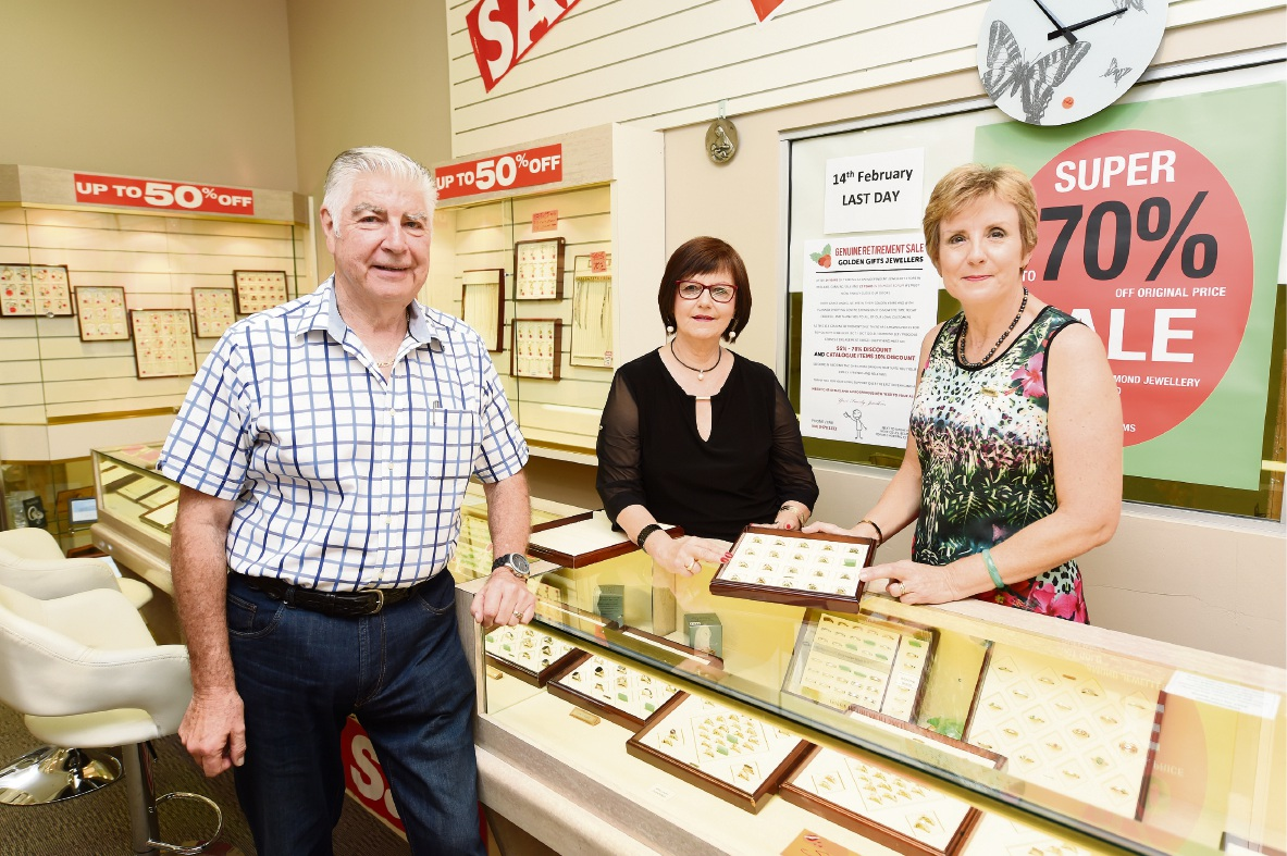 Valentine's Day a labour of love for Belmont jewellers