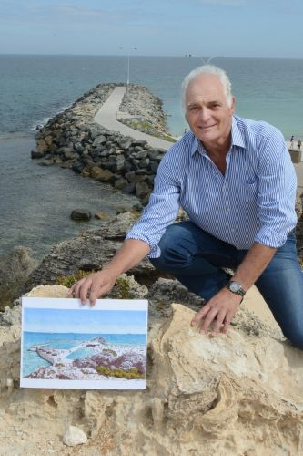 Cottesloe: Proponent floats idea for ocean pool at groyne