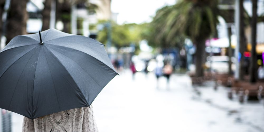 Perth is tipped for a deluge over the next two days. Photo: iStock