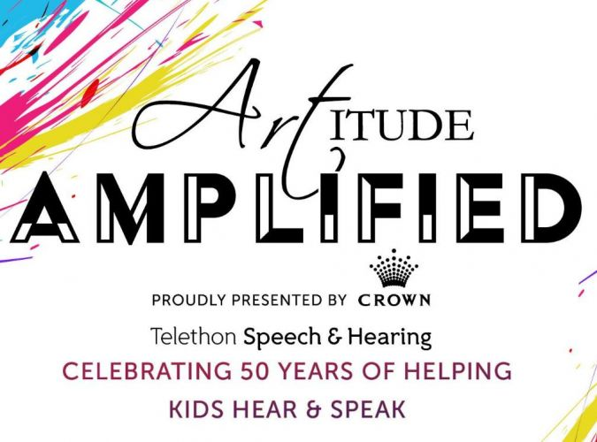 Telethon Speech & Hearing brings you Artitude Amplified