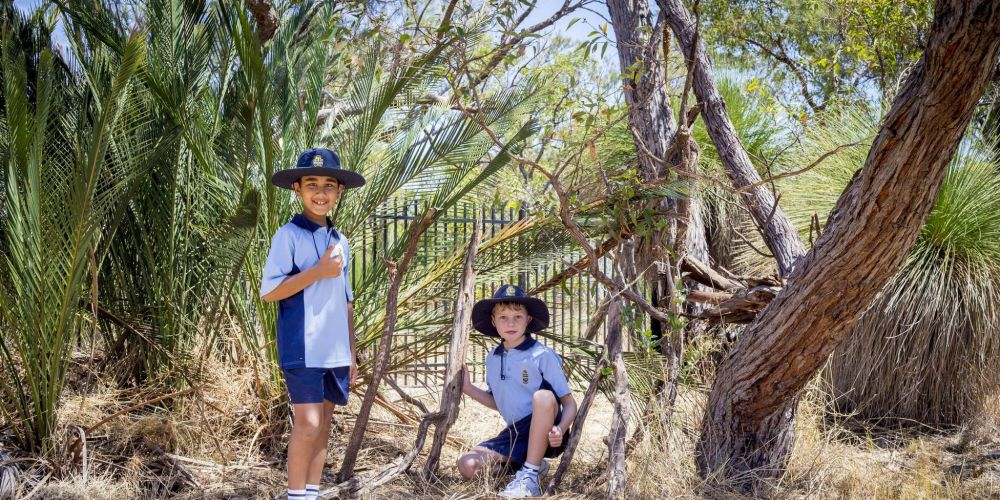 Students get chance to 'rediscover' nature play areas in $16m Hale Junior School development