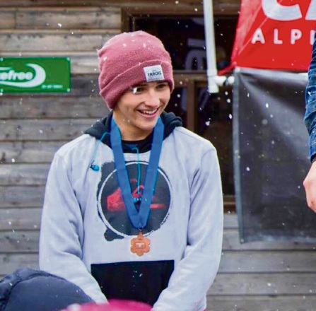 Vic Park teen making unlikely impact in world of snowboarding