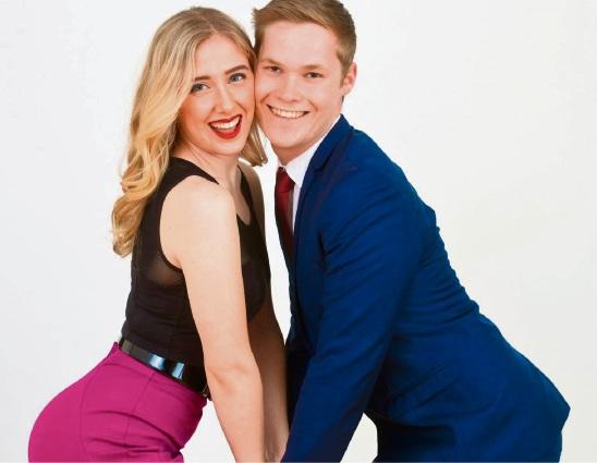 Megan Kozak and Harry Prouse.