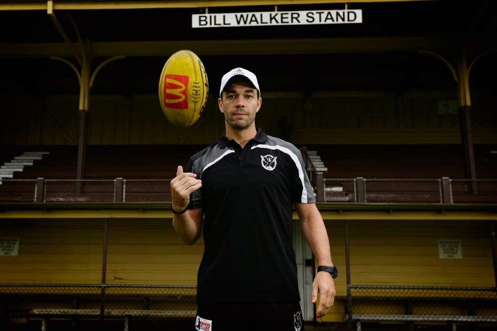 Ryan Crowley is looking forward to  his new challenge with Swans. |Picture: Andrew Ritchie            d464844