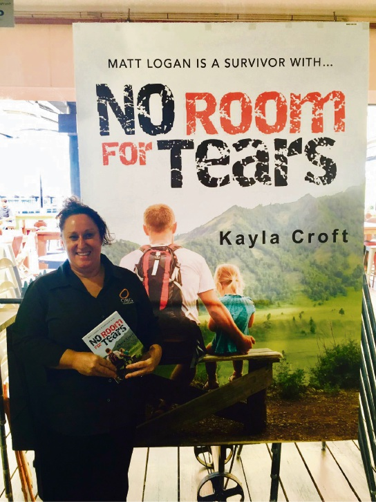 No Room for Tears: Lake Clifton mother launching first book
