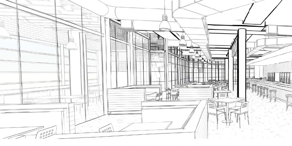 A look at the potential interior.