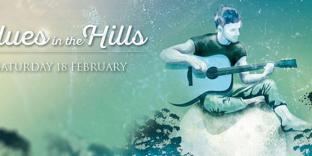 Blues in the Hills this Saturday at Araluen Botanic Park