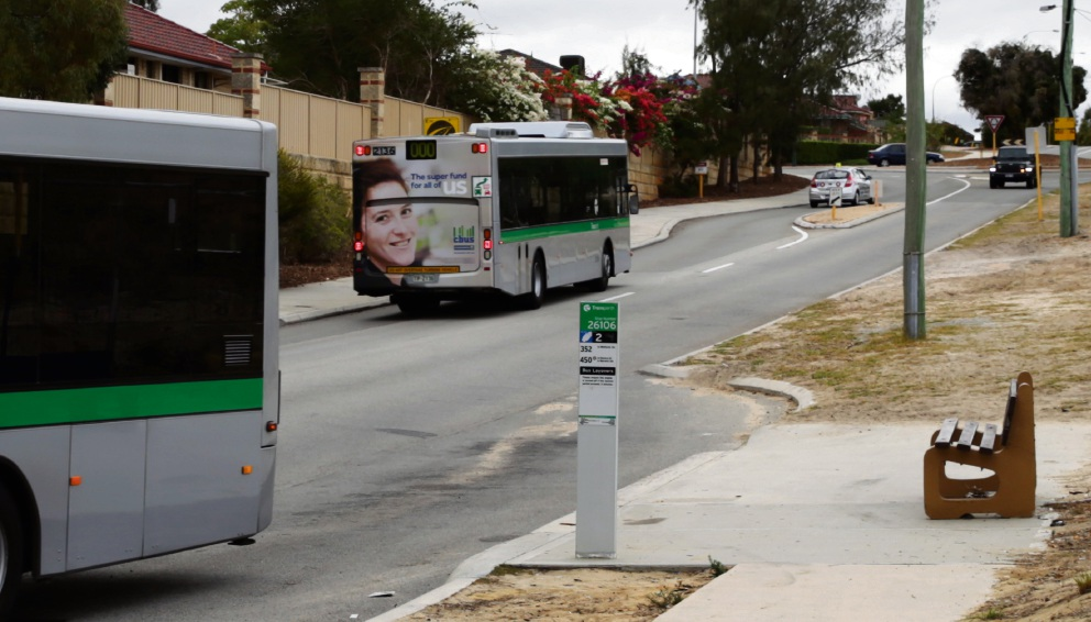 Landsdale resident wants to see an extension of bus route 450