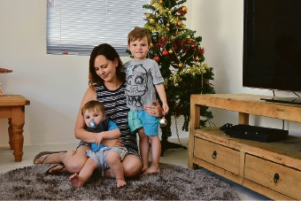 South Yunderup mother left out in the cold by Wesfarmers after insurance denial
