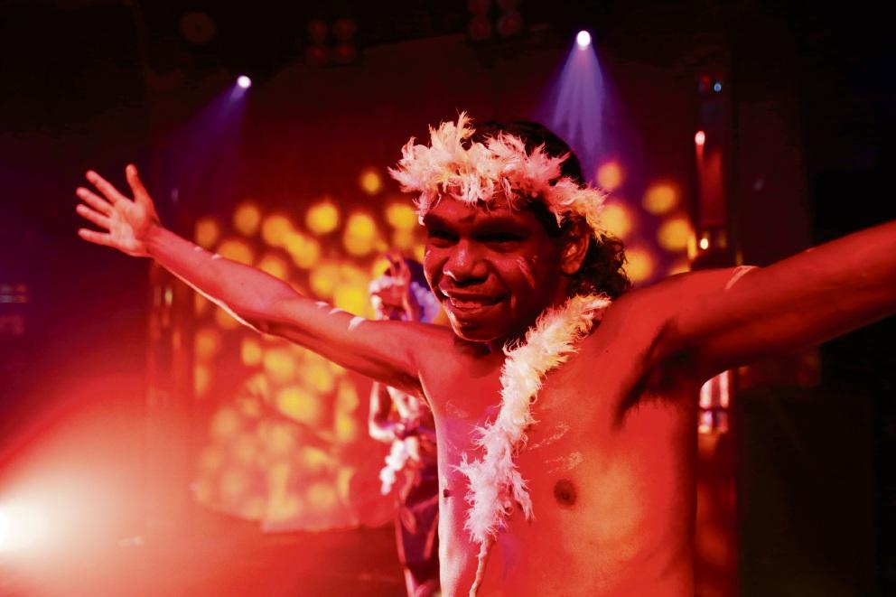 Djuki Mala dancers make Perth debut at Fringe World Festival