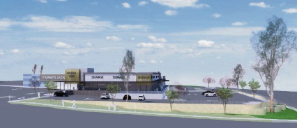 The City of Joondalup has received plans for an upgrade to the Ocean Reef Shopping Centre.