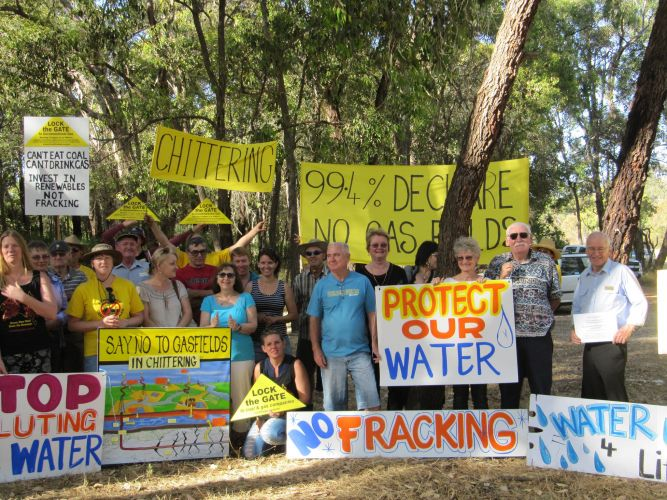 Bullsbrook Stop: anti-fracking ute muster to deliver message ahead of election