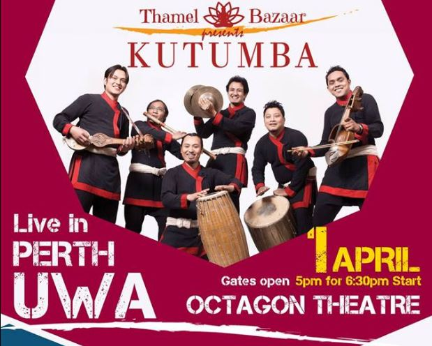 Kutumba – A Nepali Folk Musical Journey at the Octagon Theatre, UWA